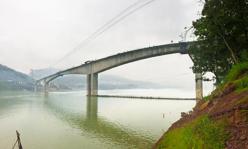 云川大桥项目